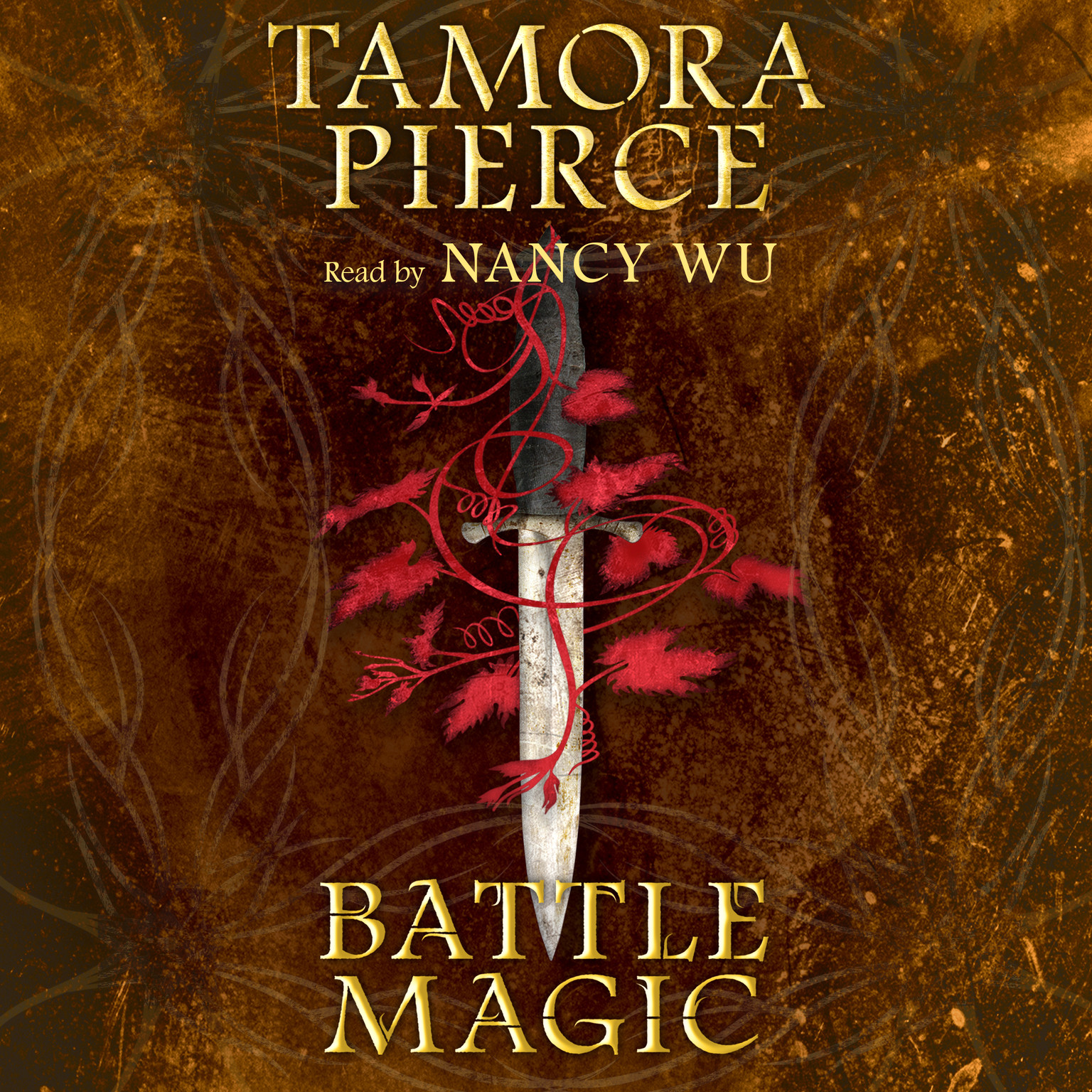 Printable Battle Magic Audiobook Cover Art