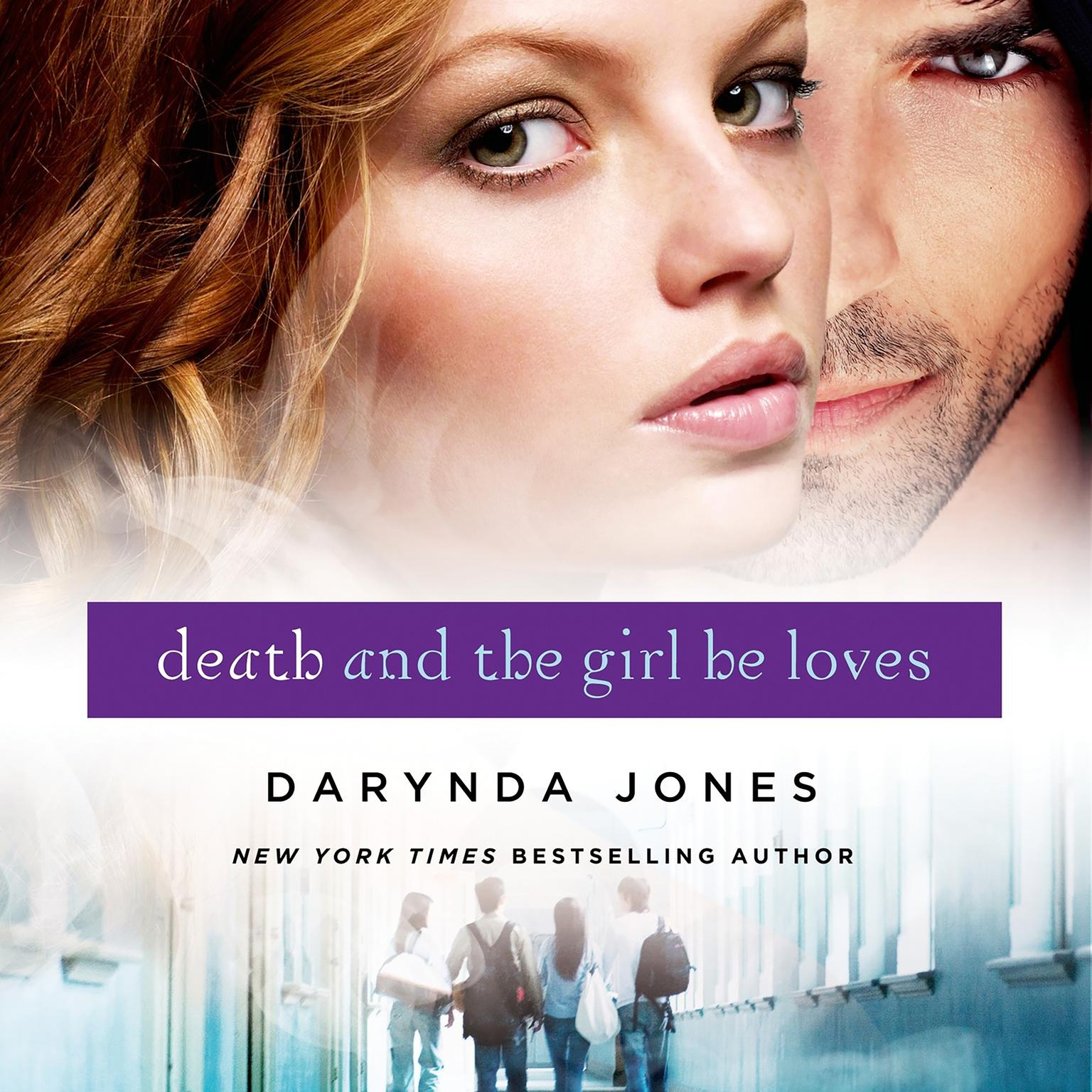 Printable Death and the Girl He Loves Audiobook Cover Art