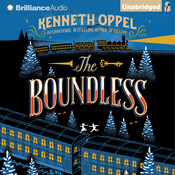 The Boundless Audiobook, by Kenneth Oppel