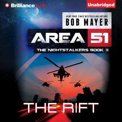The Rift Audiobook, by Bob Mayer
