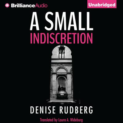 A Small Indiscretion Audiobook, by Denise Rudberg