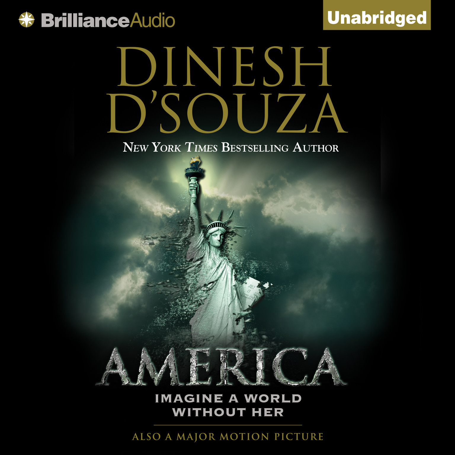 Printable America: Imagine a World Without Her Audiobook Cover Art