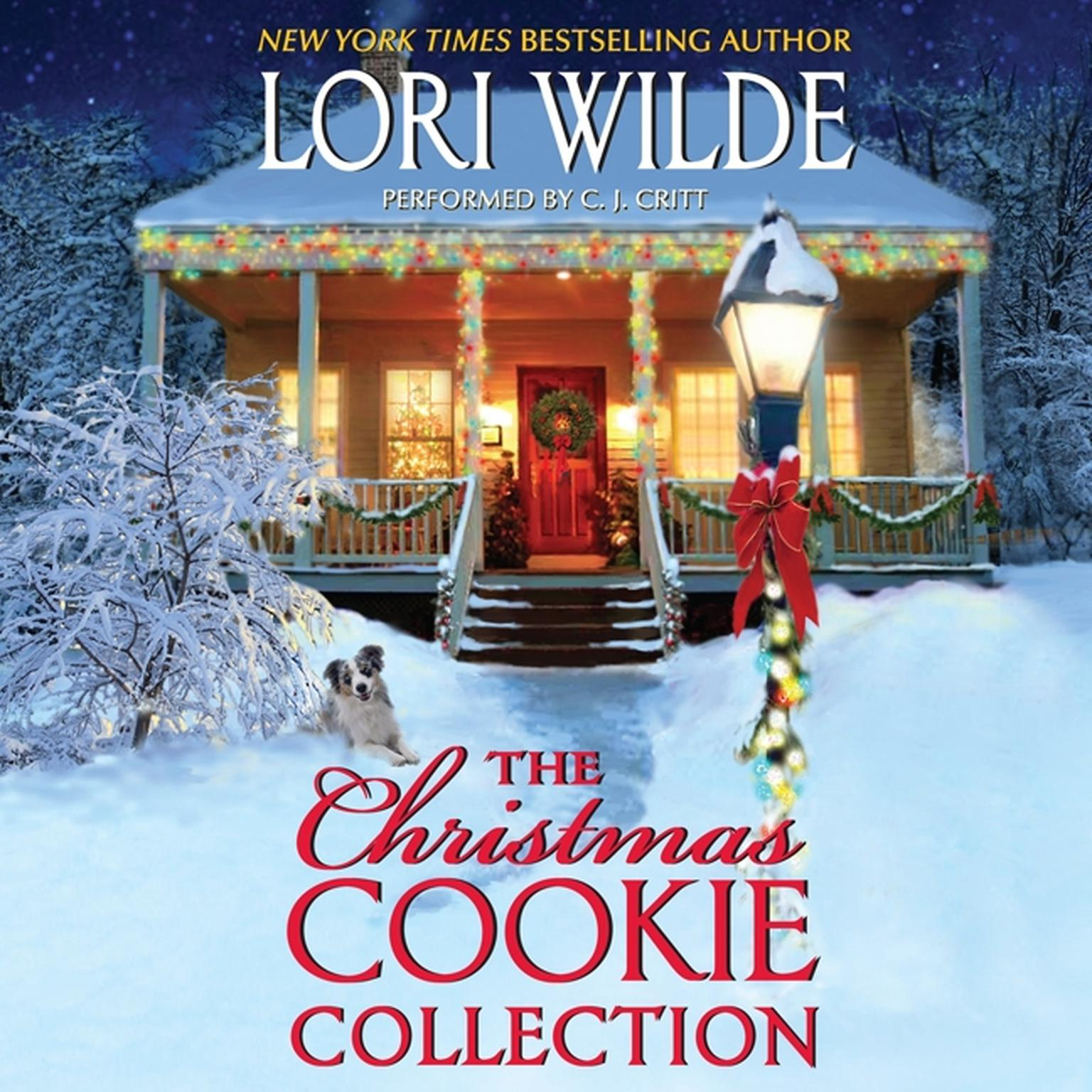 Printable The Christmas Cookie Collection Audiobook Cover Art
