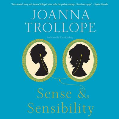 Sense & Sensibility Audiobook, by Joanna Trollope
