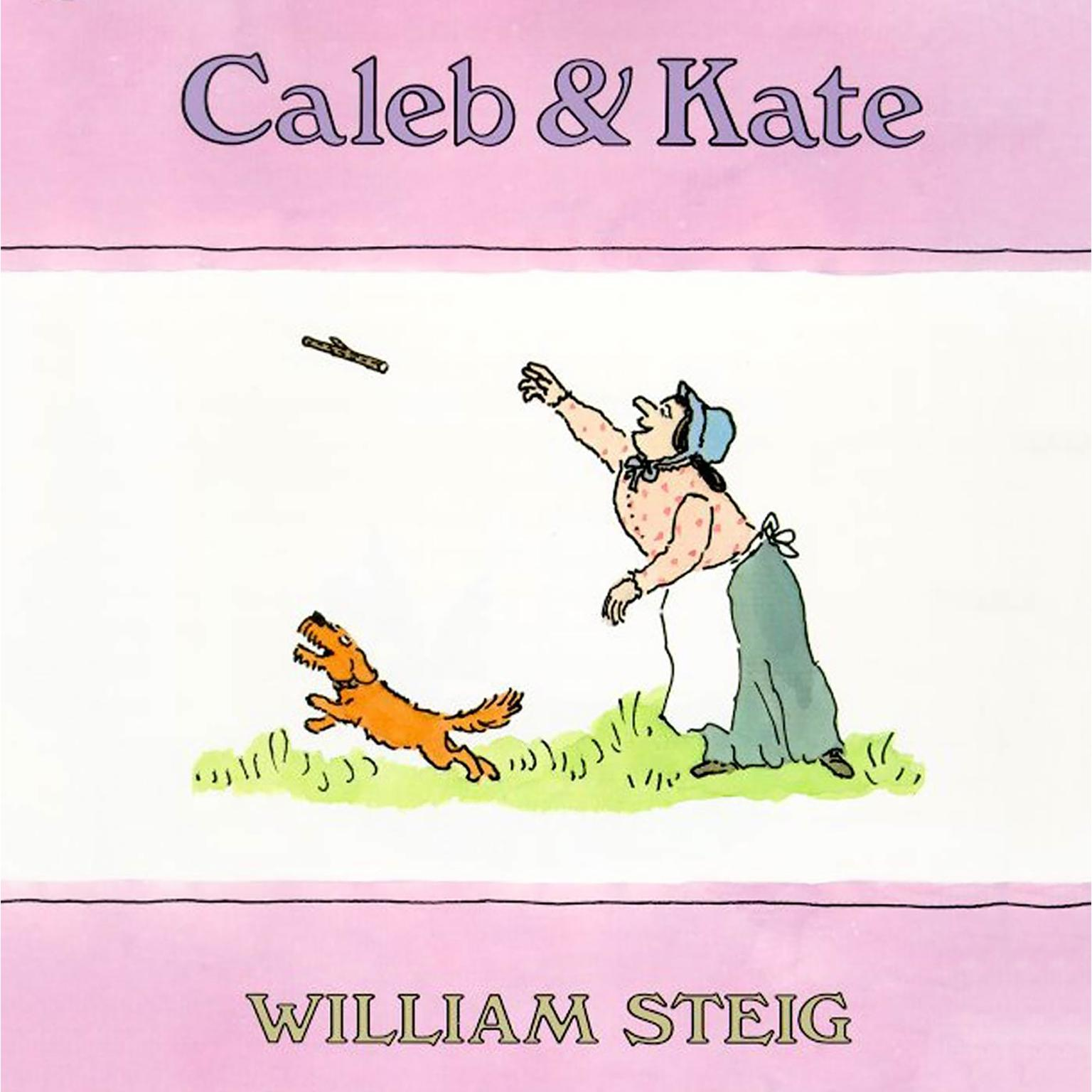 Printable Caleb and Kate Audiobook Cover Art