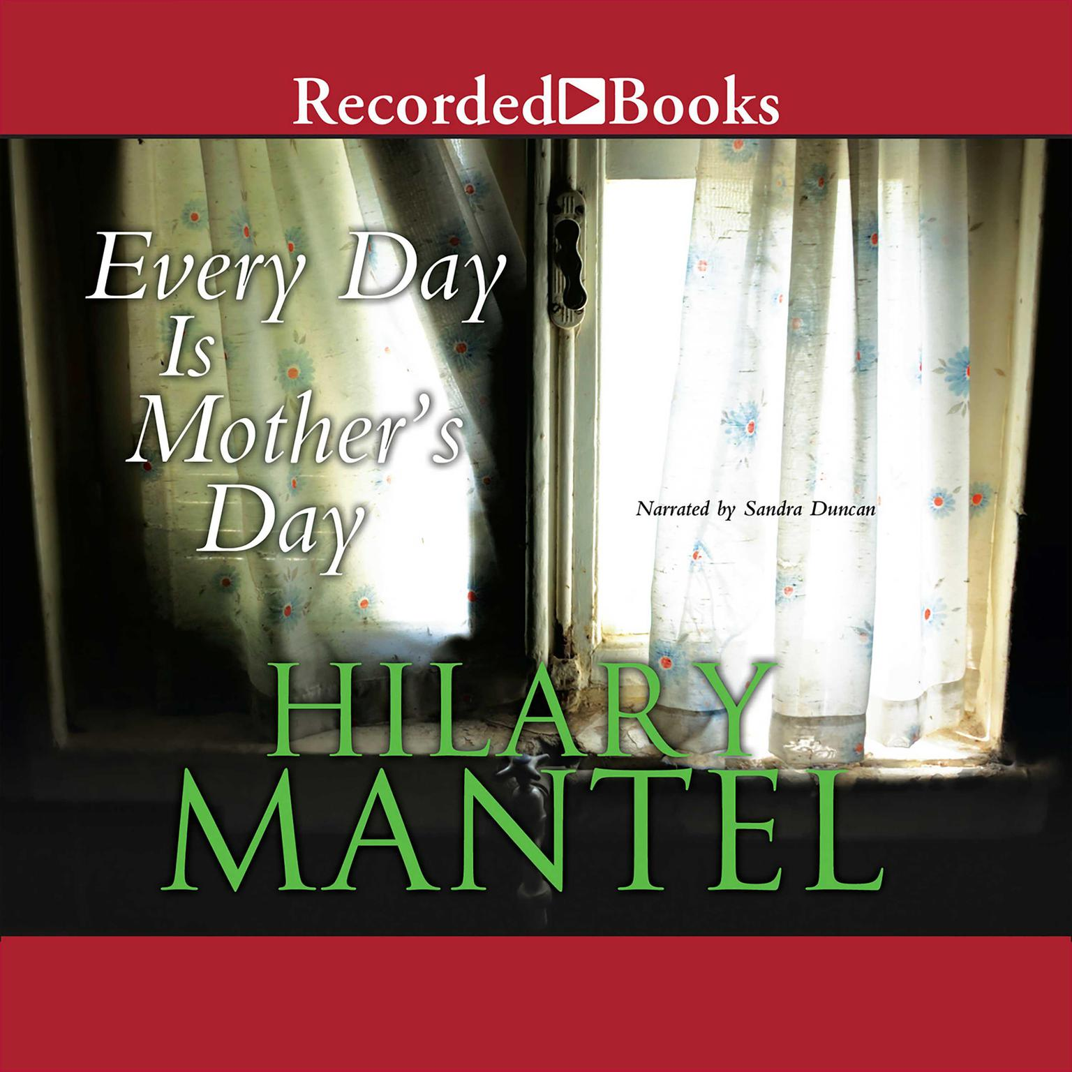 Printable Every Day Is Mother's Day Audiobook Cover Art