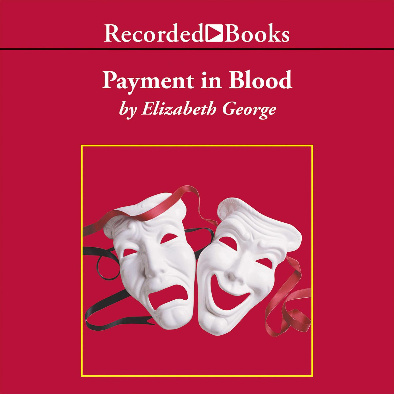 Printable Payment in Blood Audiobook Cover Art