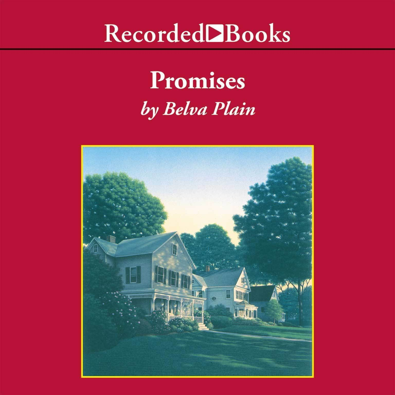 Printable Promises Audiobook Cover Art