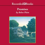 Promises Audiobook, by Belva Plain