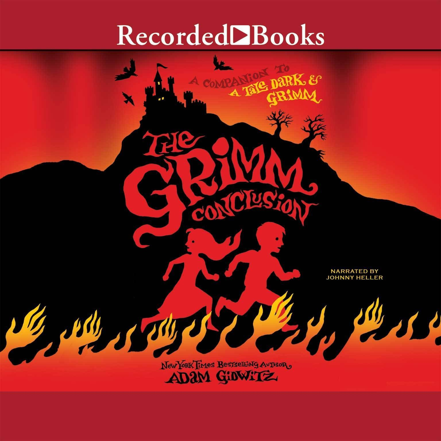 Printable The Grimm Conclusion Audiobook Cover Art