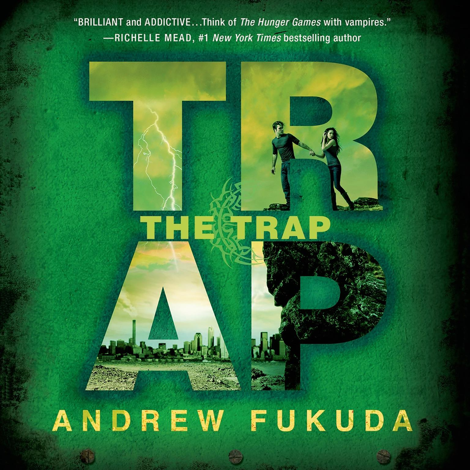 Printable The Trap Audiobook Cover Art