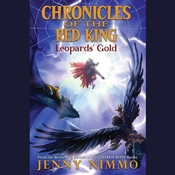 Leopards' Gold, by Jenny Nimmo