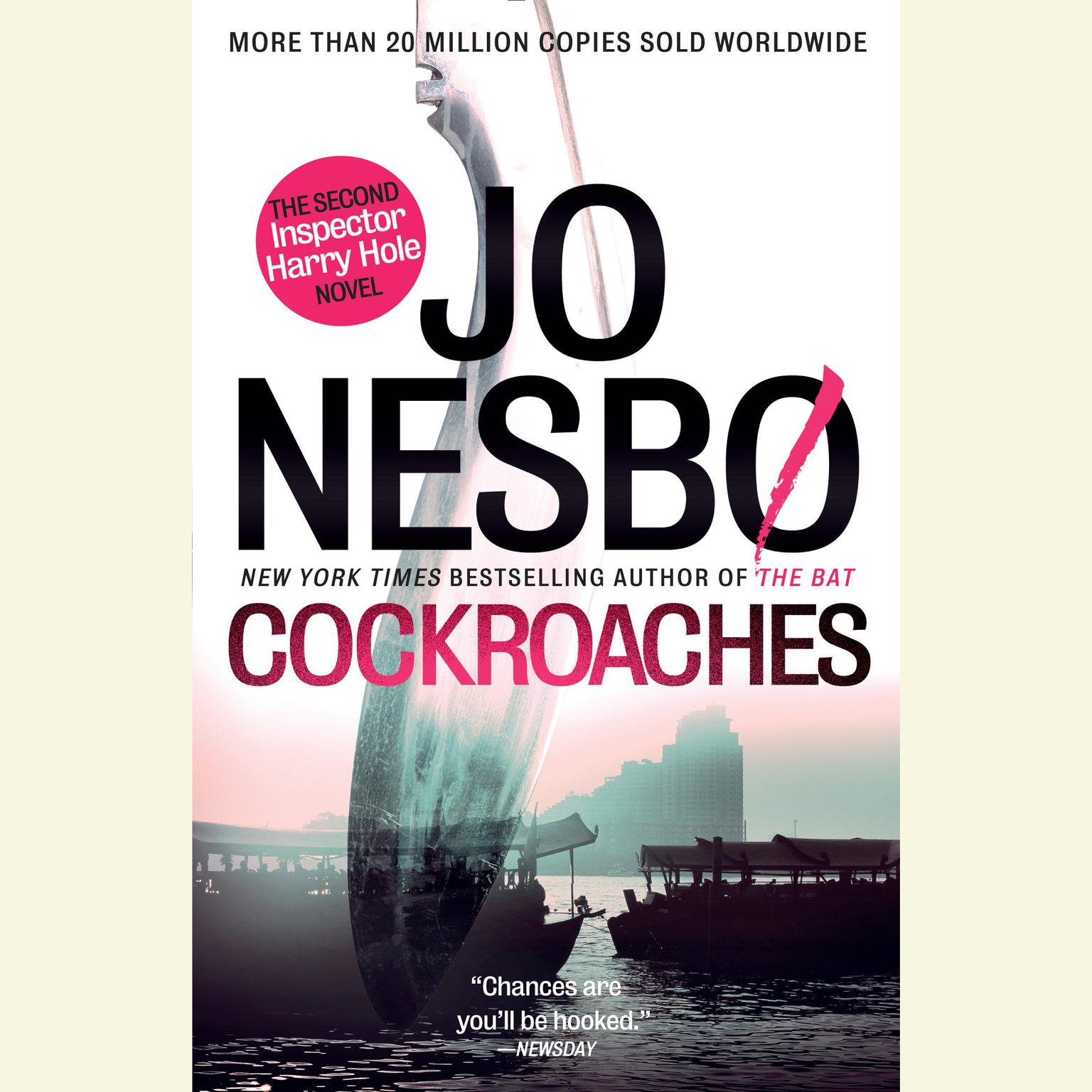 Printable Cockroaches: The Second Inspector Harry Hole Novel Audiobook Cover Art