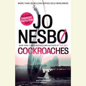 Cockroaches Audiobook, by Jo Nesbø