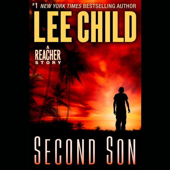 Printable Second Son: A Jack Reacher Story: A Jack Reacher Story Audiobook Cover Art