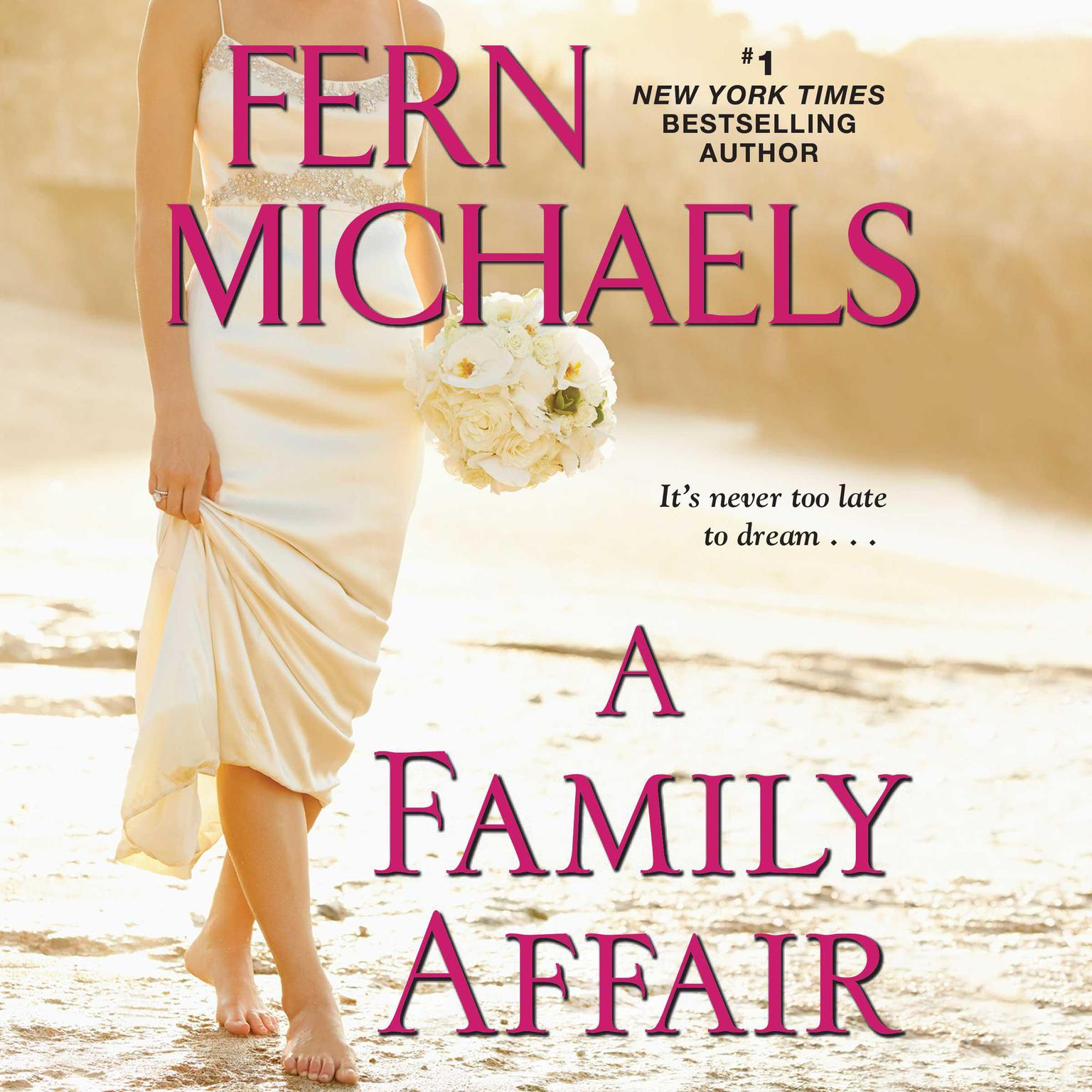 Printable A Family Affair Audiobook Cover Art