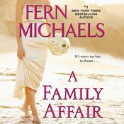 A Family Affair Audiobook, by Fern Michaels