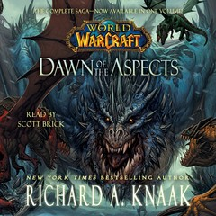 Dawn of the Aspects Audiobook, by Richard A. Knaak