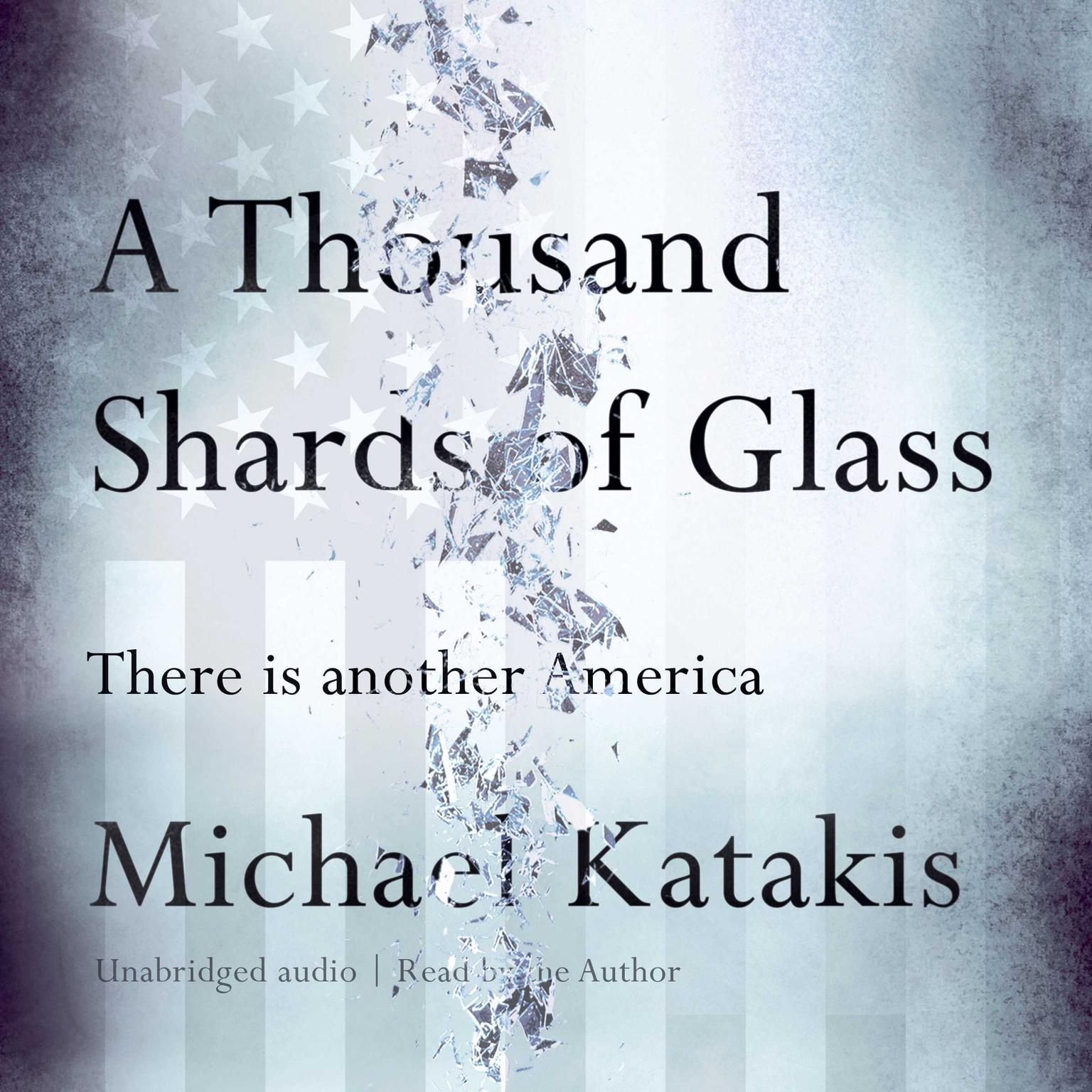 Printable A Thousand Shards of Glass Audiobook Cover Art