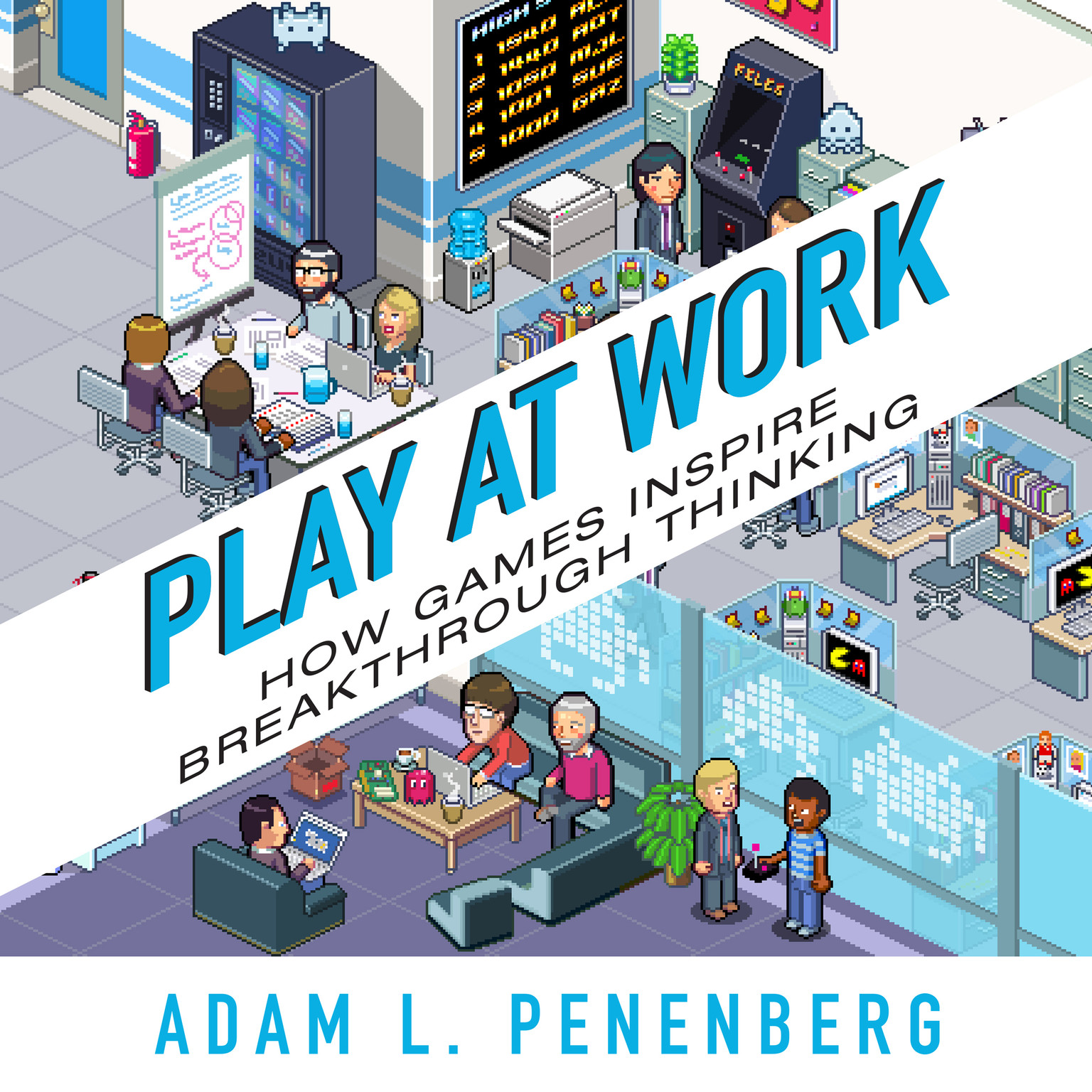 Printable Play at Work: How Games Inspire Breakthrough Thinking Audiobook Cover Art