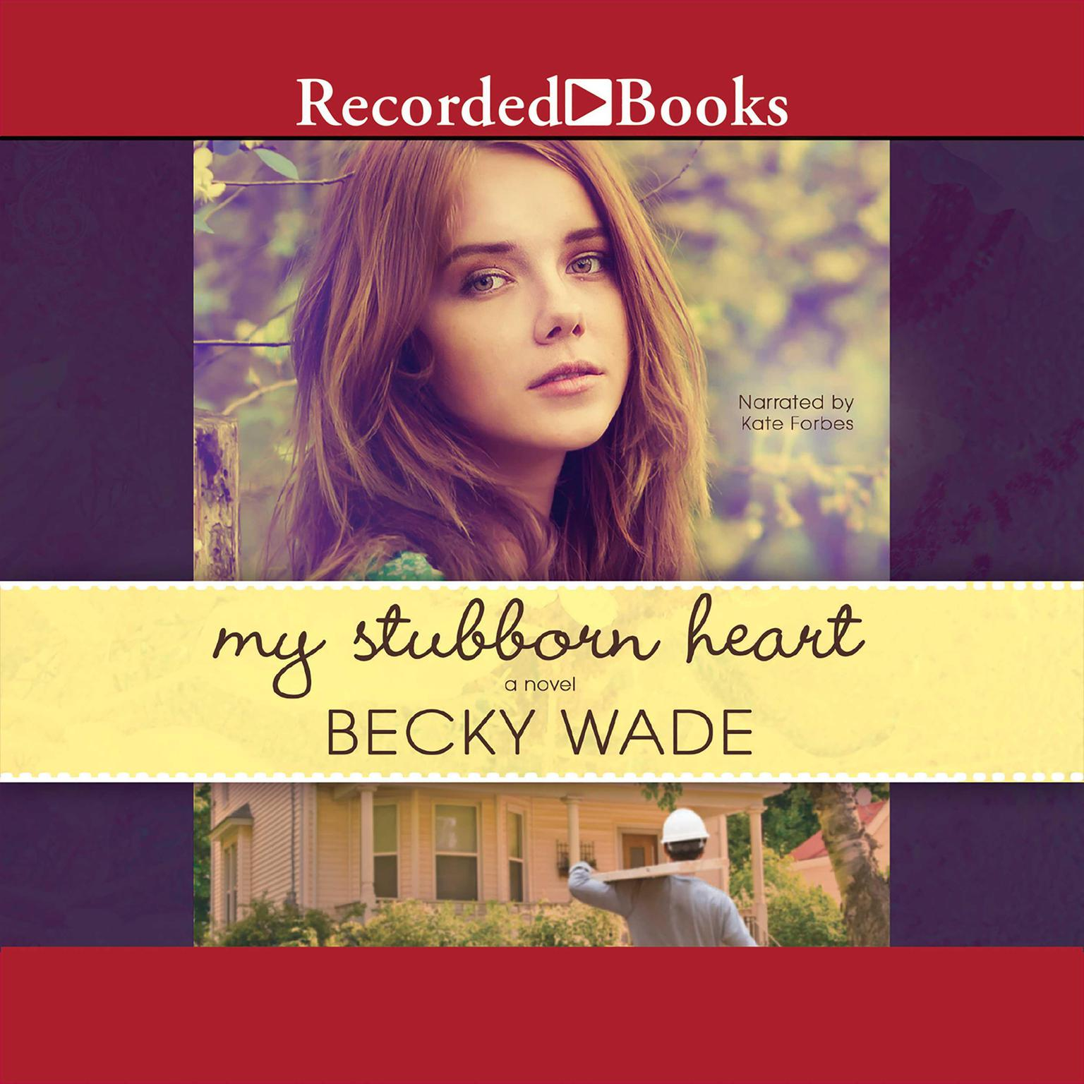 Printable My Stubborn Heart Audiobook Cover Art