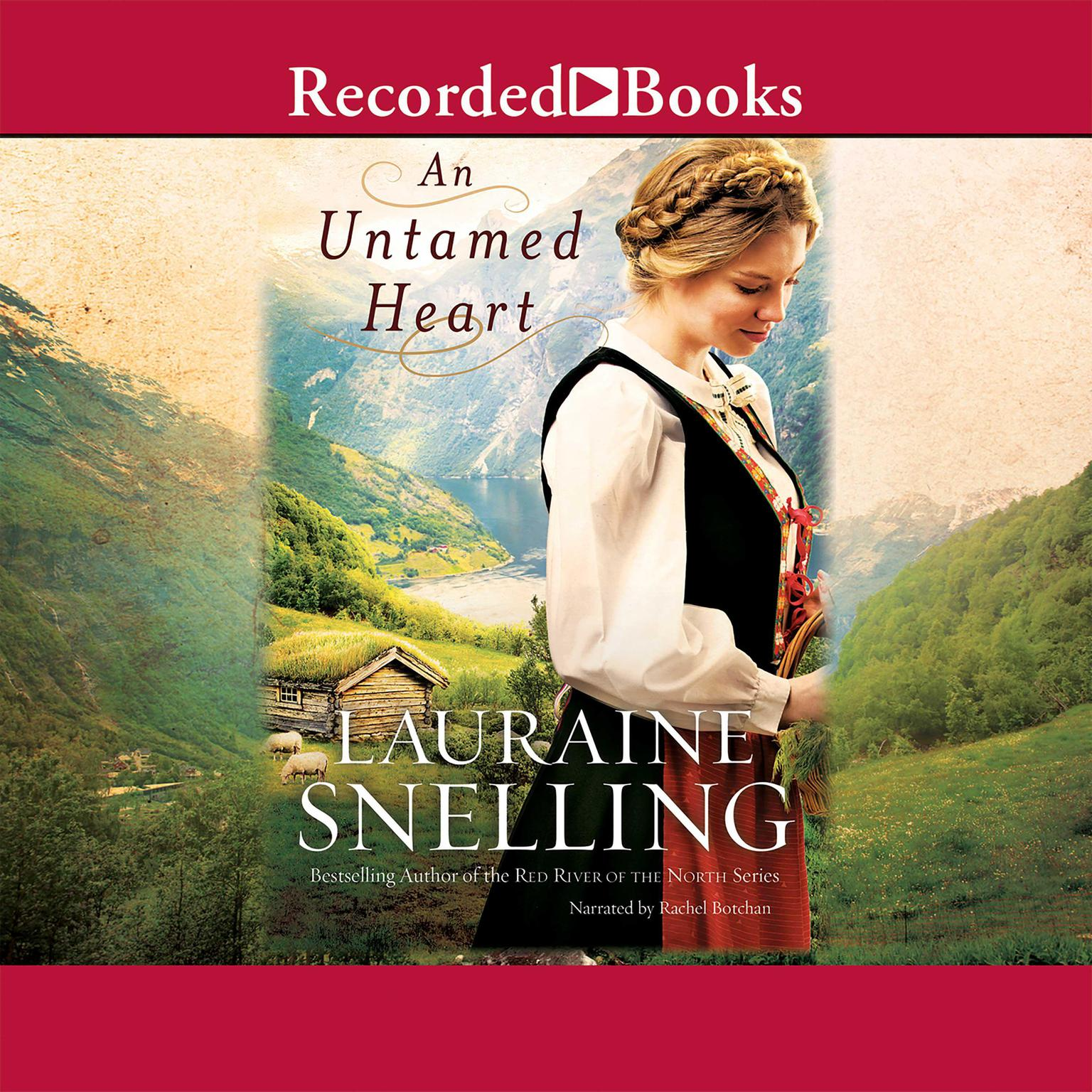 Printable An Untamed Heart Audiobook Cover Art