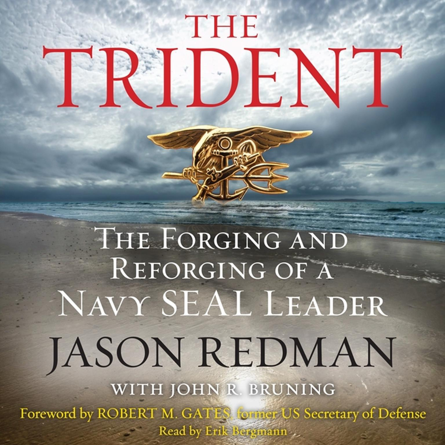 Printable The Trident: The Forging and Reforging of a Navy SEAL Leader Audiobook Cover Art