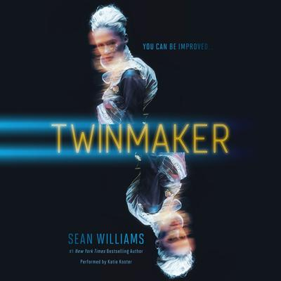 Twinmaker Audiobook, by Sean Williams