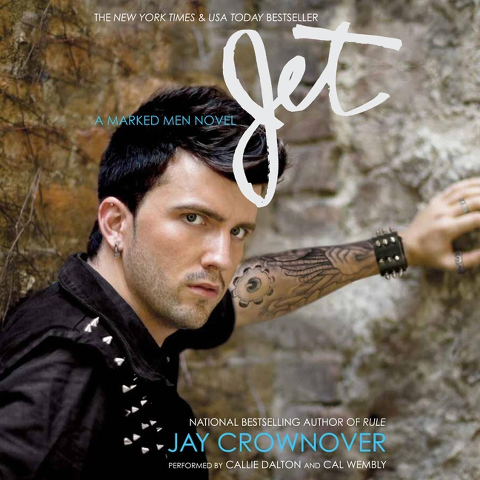 Printable Jet: A Marked Men Novel Audiobook Cover Art