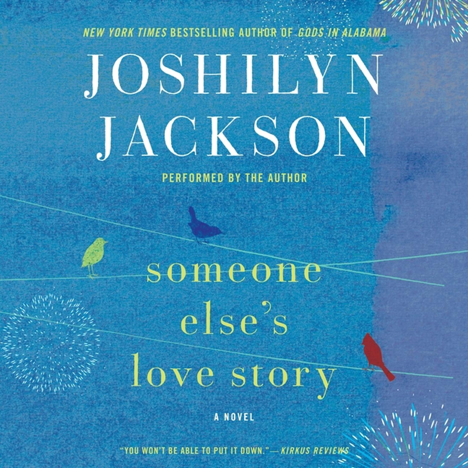 Printable Someone Else's Love Story: A Novel Audiobook Cover Art