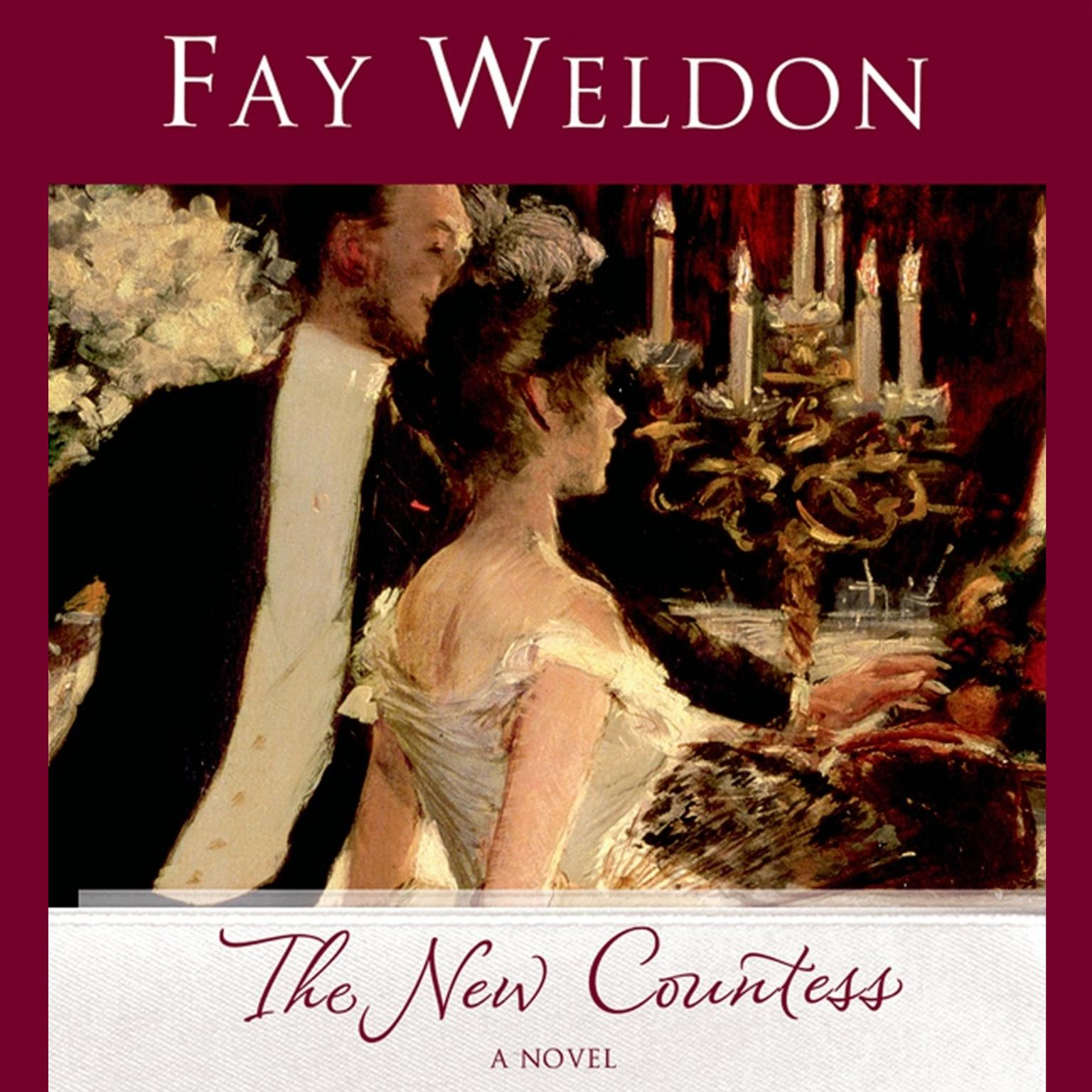 Printable The New Countess: A Novel Audiobook Cover Art