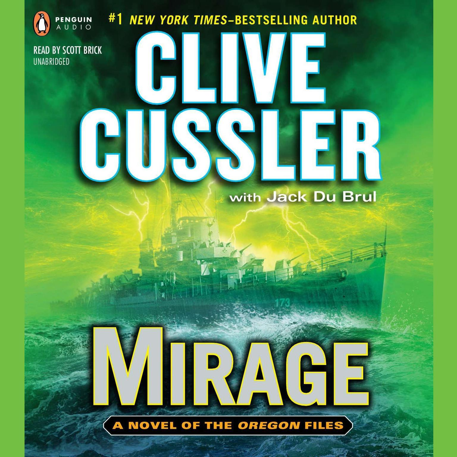 Printable Mirage Audiobook Cover Art