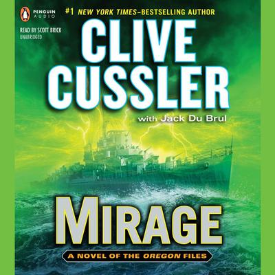 Mirage Audiobook, by Clive Cussler