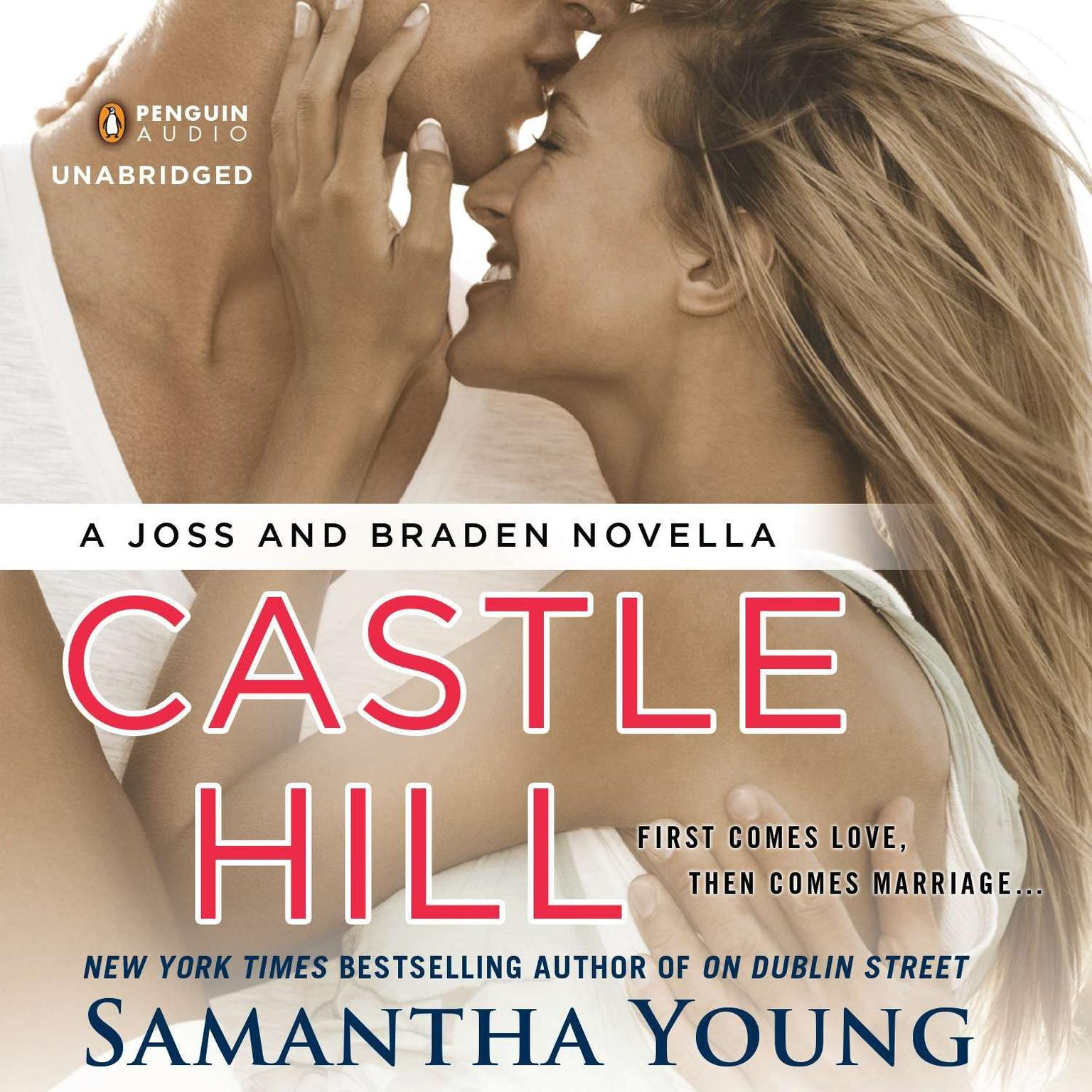 Printable Castle Hill: A Joss and Braden Novella Audiobook Cover Art