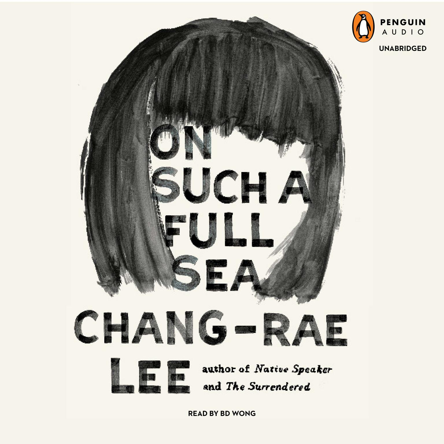 Printable On Such a Full Sea: A Novel Audiobook Cover Art