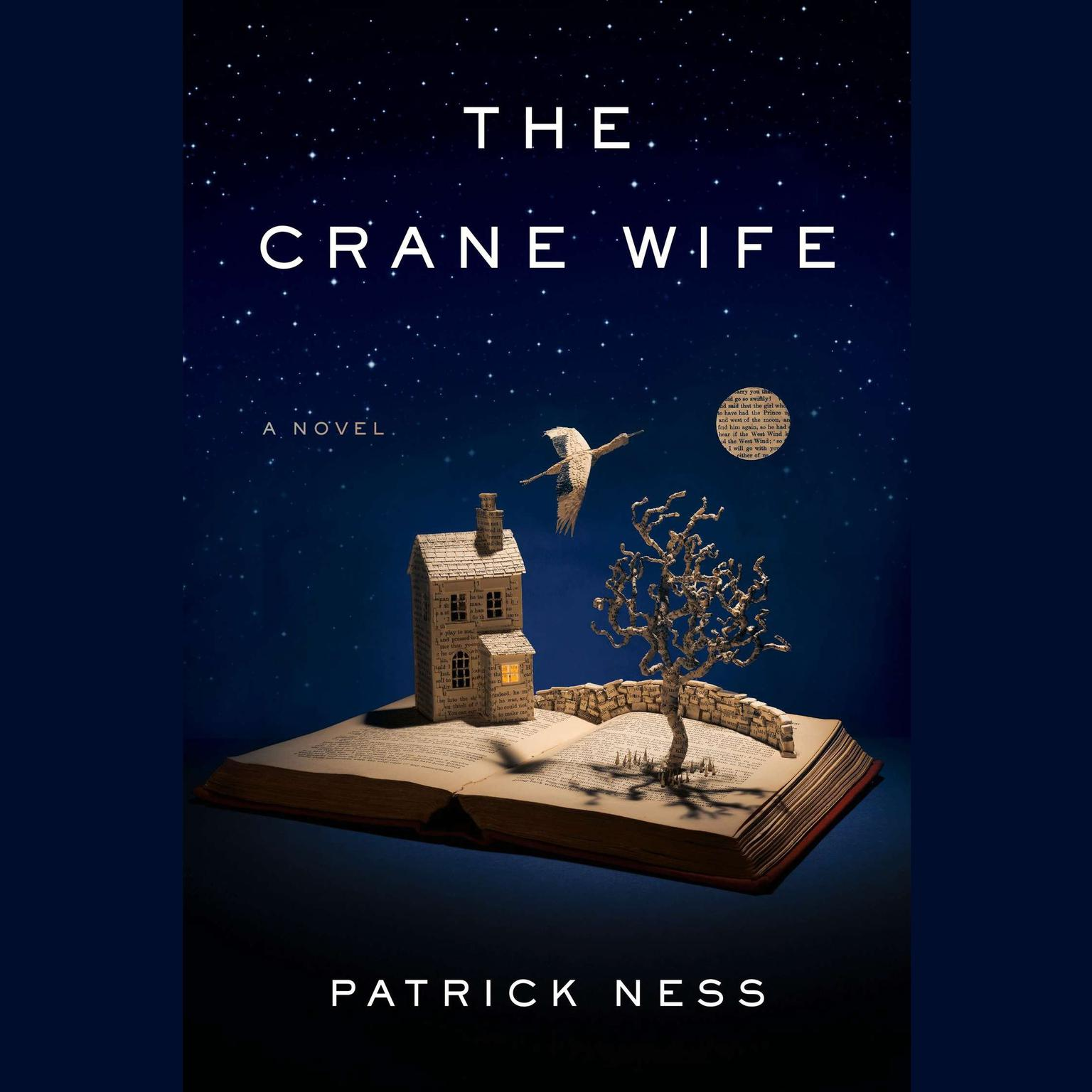 Printable The Crane Wife Audiobook Cover Art