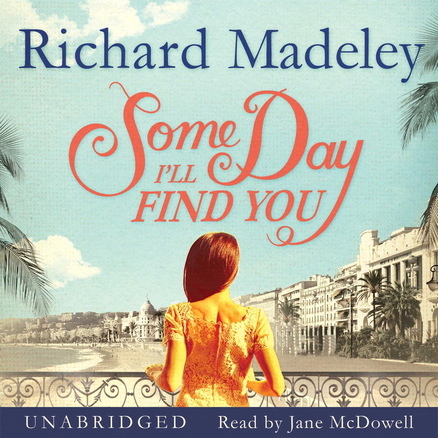 Printable Some Day I'll Find You Audiobook Cover Art