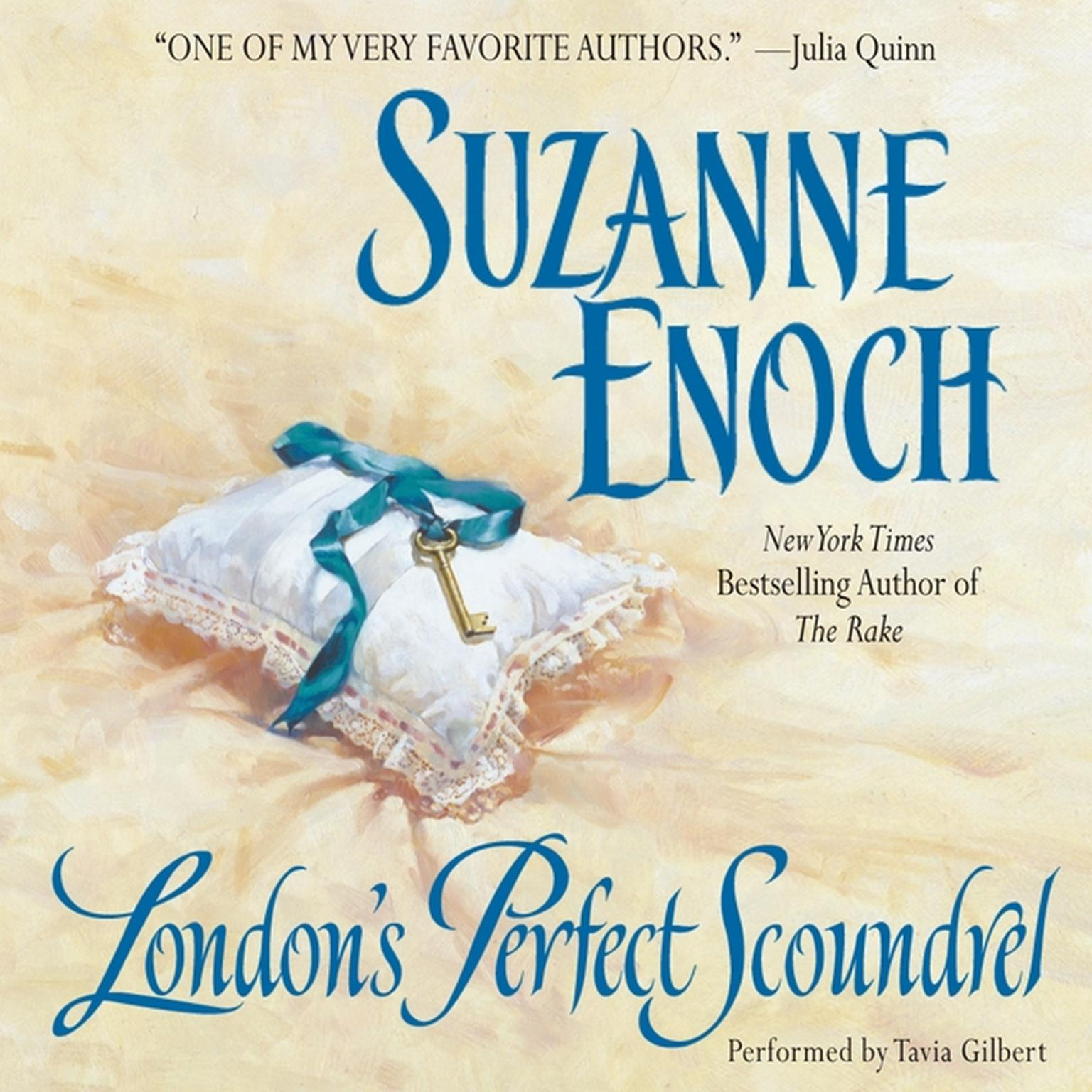 Printable London's Perfect Scoundrel: Lessons in Love Audiobook Cover Art