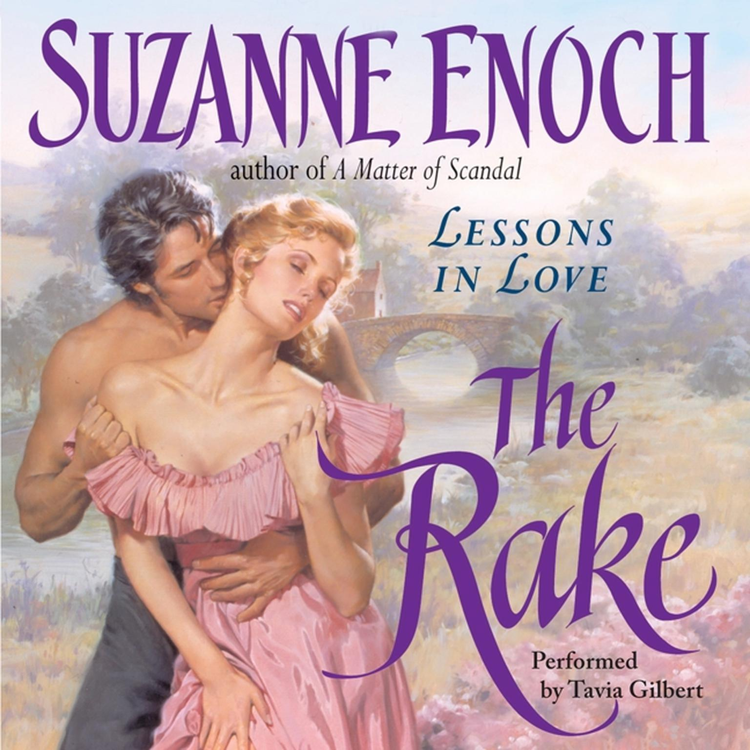 Printable The Rake: Lessons in Love Audiobook Cover Art