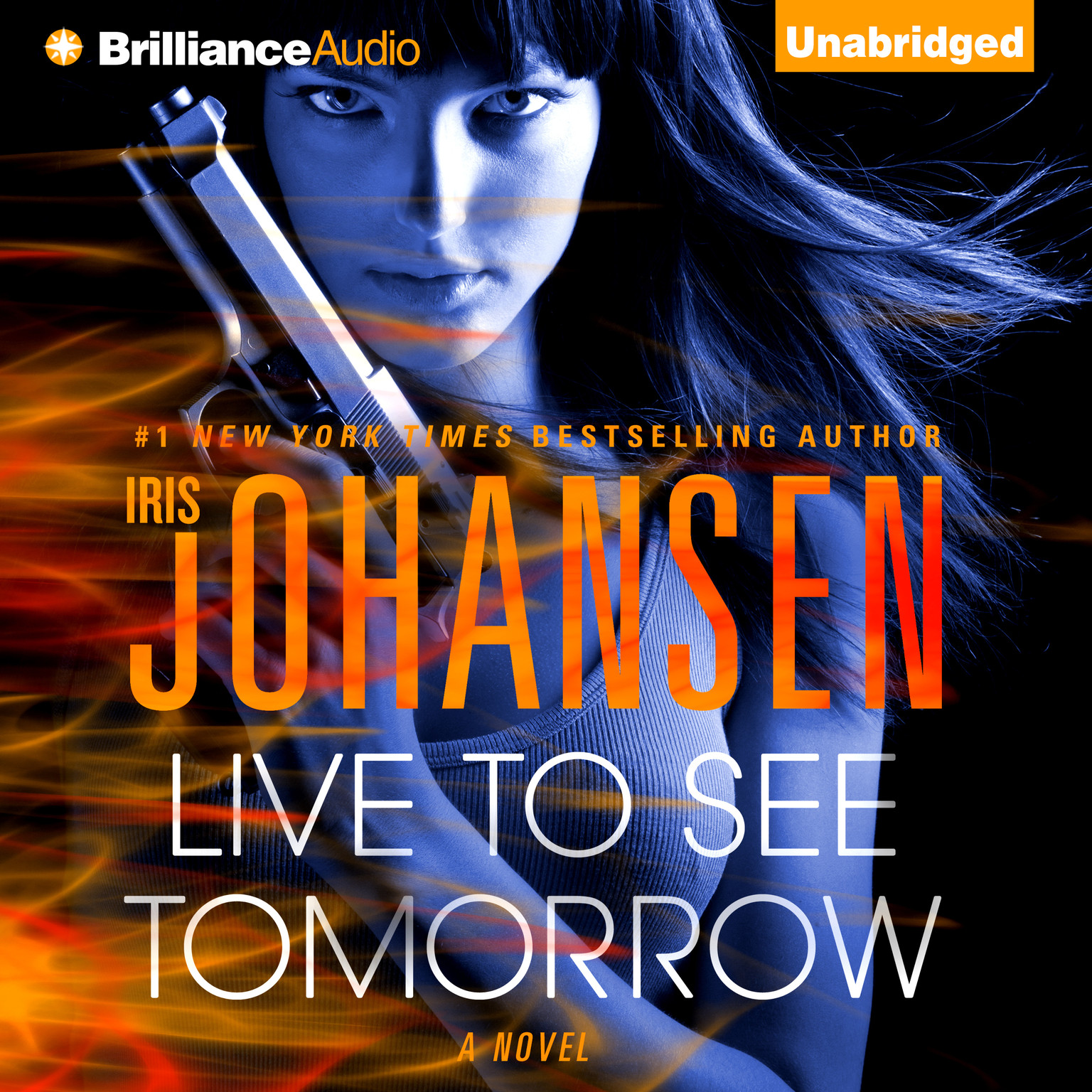Printable Live to See Tomorrow: A Novel Audiobook Cover Art