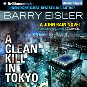 A Clean Kill in Tokyo, by Barry Eisler