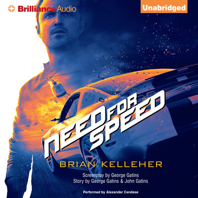 Need for Speed Audiobook, by Brian Kelleher