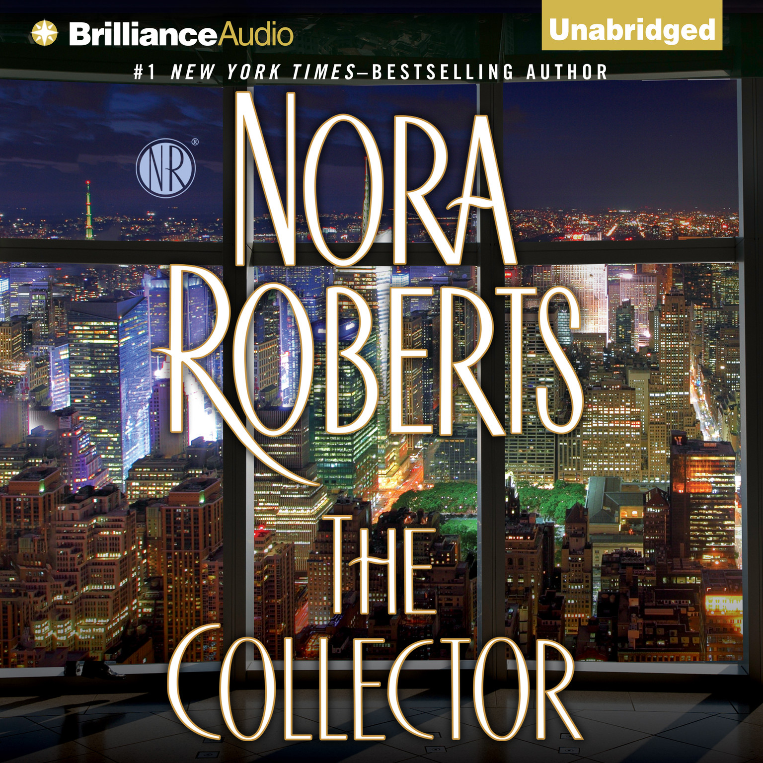 Printable The Collector Audiobook Cover Art