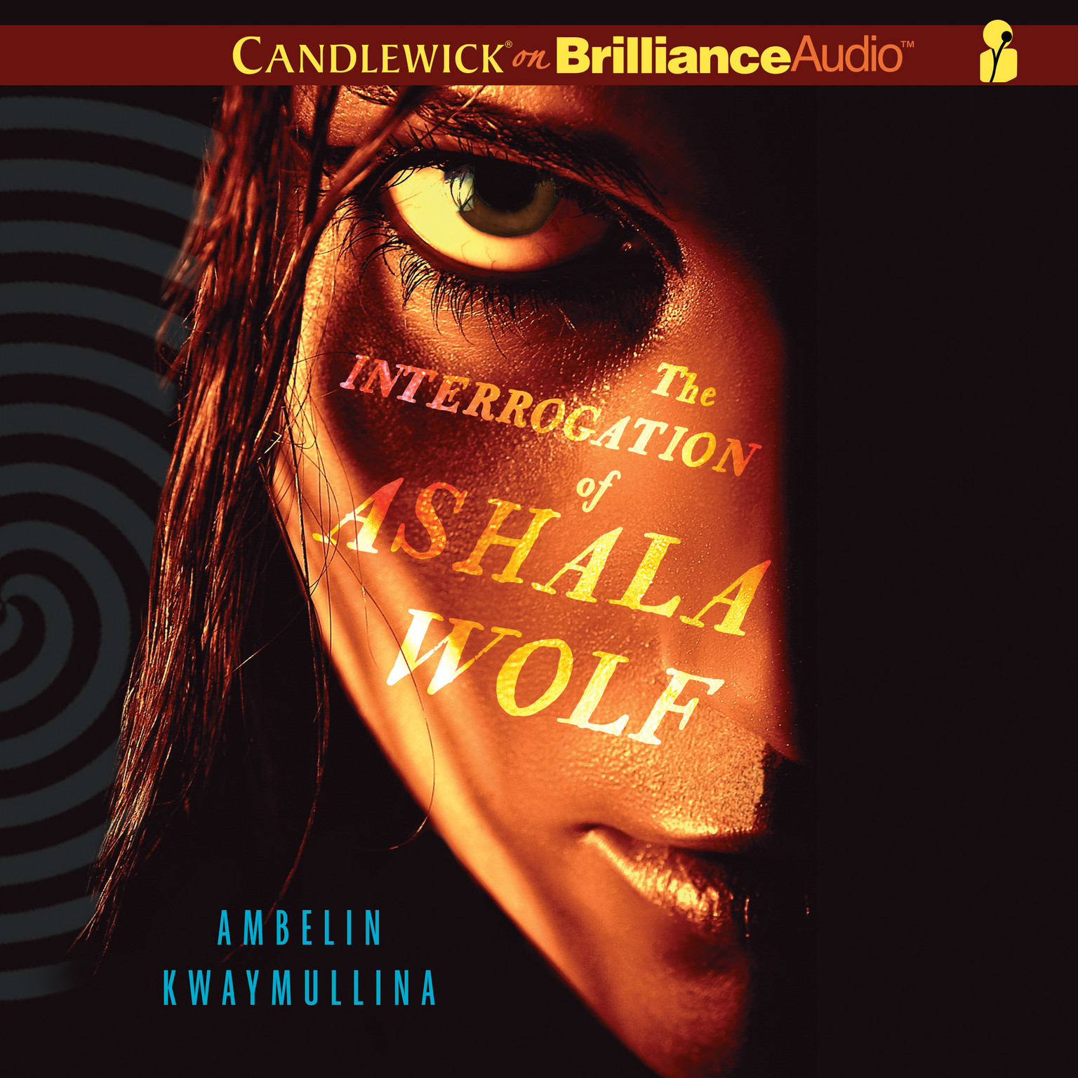 Printable The Interrogation of Ashala Wolf Audiobook Cover Art