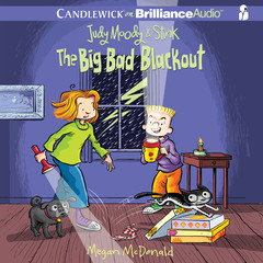 The Big Bad Blackout Audiobook, by Megan McDonald