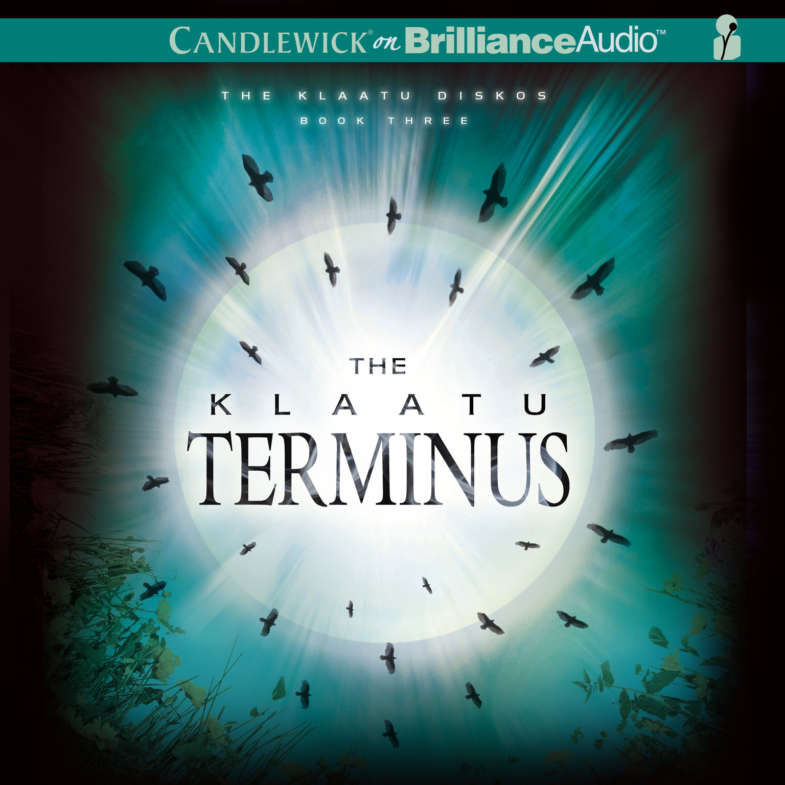 Printable The Klaatu Terminus Audiobook Cover Art