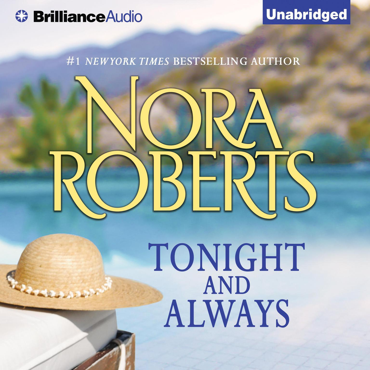 Printable Tonight and Always Audiobook Cover Art