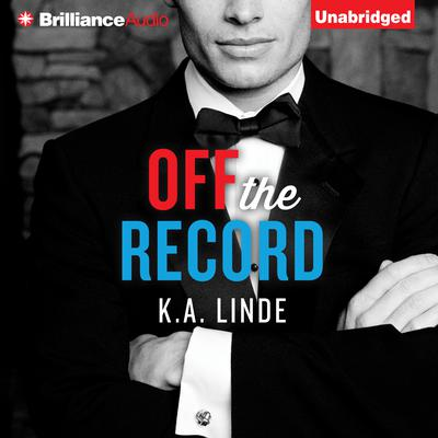 Off the Record Audiobook, by K. A. Linde