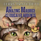 The Amazing Maurice and His Educated Rodents, by Terry Pratchet