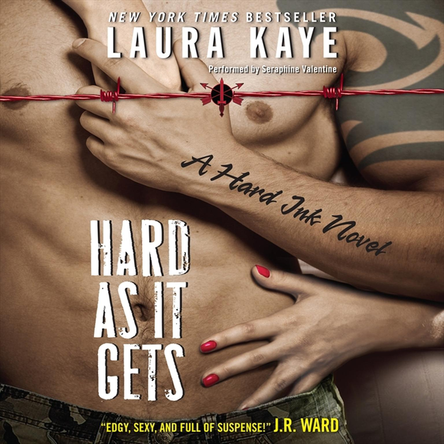 Printable Hard as It Gets: Hard Ink Audiobook Cover Art